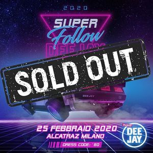 Super Follow Deejay - the party