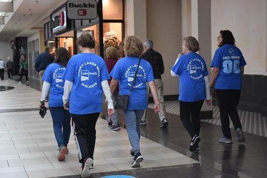 Mall Walker Heart Health Event