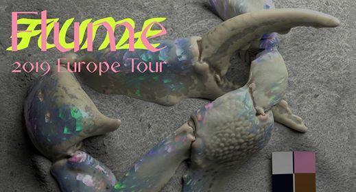 Flume Europe Tour 2019  Frankfurt
