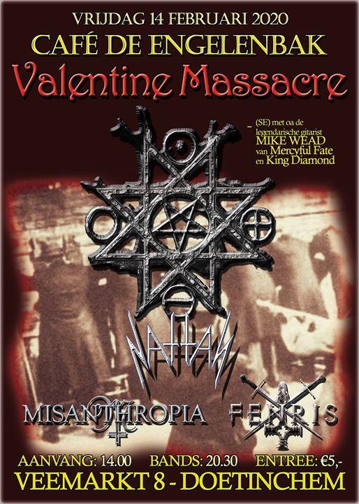 Valentine Massacre in de Engelenbak