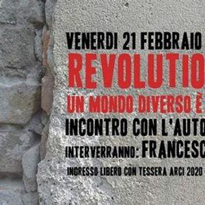 Revolution-incontro con lautore Pietro Vertova