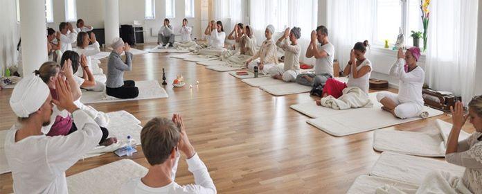 Kundalini Yoga Workshop - the Art of Meditaion