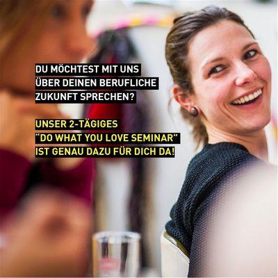 6. Do What You Love Seminar - Salzburg