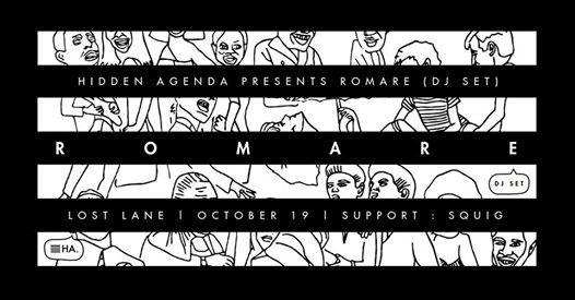 Romare (DJ Set)  Lost Lane