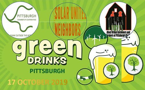 Green Drinks - Cooperative Style