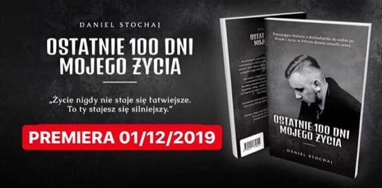 Oficjalna premiera ksiki OSTATNIE 100DNI MOJEGO YCIA