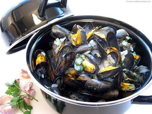 la pche aux moules I Spcialits Culinaires