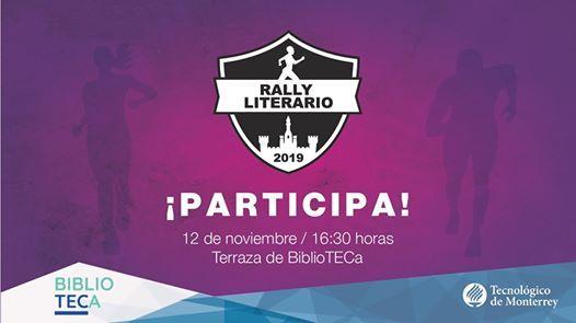 Rally Literario At Tec Campus Guadalajara Zapopan