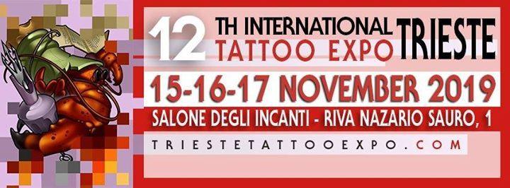 International Tattoo EXPO in Trieste