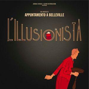"""Animocje prezentuj &quotIluzjonista"""" re. Sylvain Chomet"""