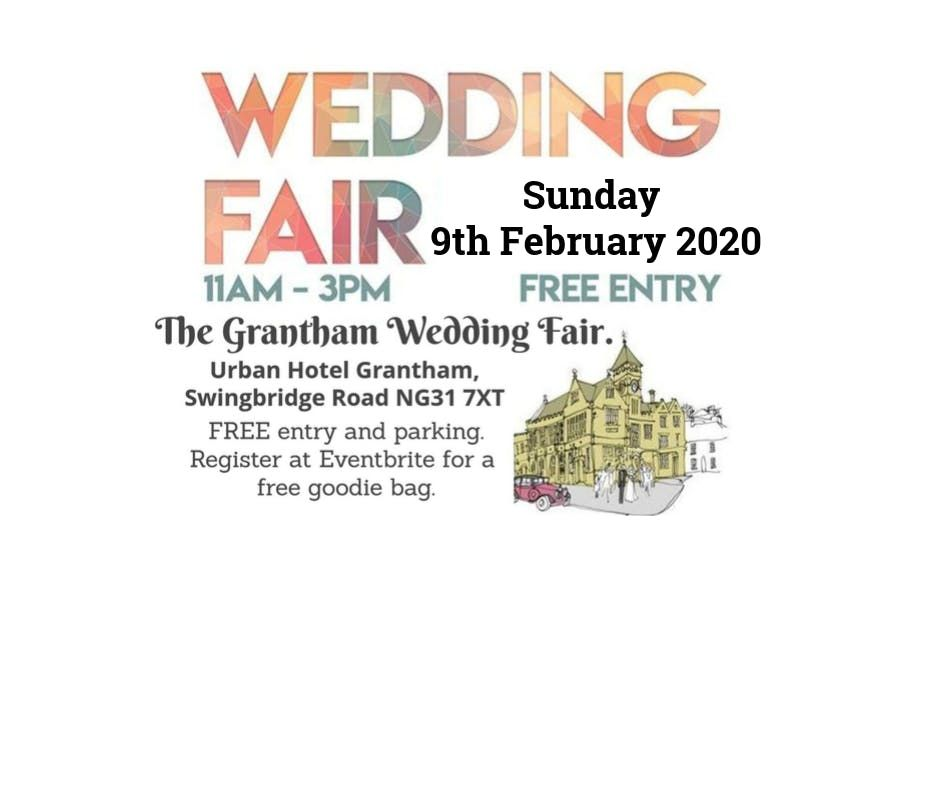 Fair February 09 2020.Grantham Urban Hotel Wedding Fair At Urban Leisure Hotel