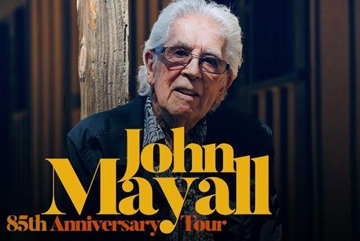 John Mayall en valencia