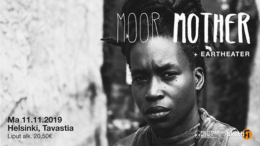 Moor MotherEartheaterExploited Body ma 11.11. Tavastia