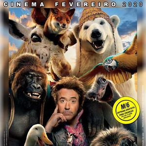 Cinema As Aventuras do Dr. Dolittle