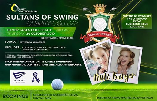 2019 MBT Petroleum Sultans of Swing Charity Golfday