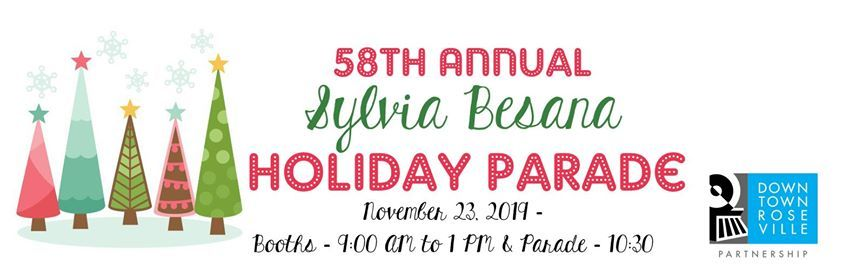 58th Annual Sylvia Besana Holiday Parade