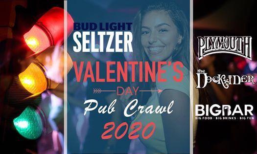 V-Day Bar Crawl