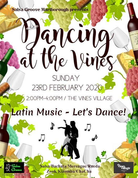 Dancing at the Vines - Lets Move & Dance