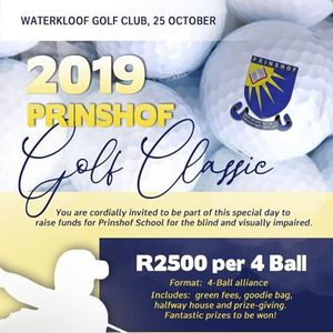 Prinshof School Charity Golf Day