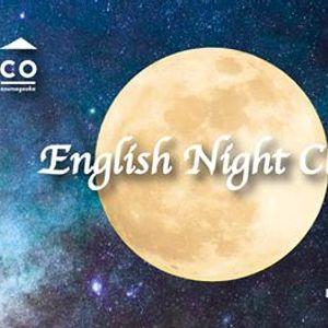 English Night Class --