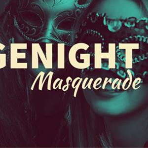 College Night Masquerade Party
