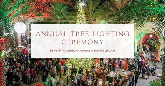 Omni Tree Lighting & Unleashed Holiday Bazaar