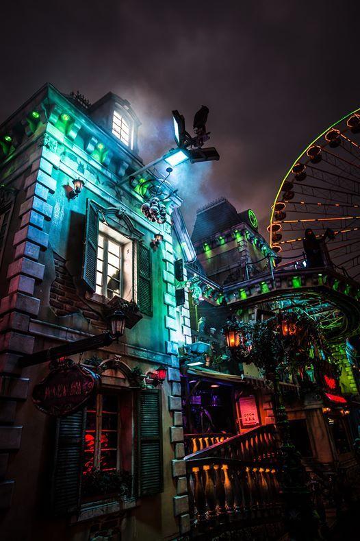 Halloween in Hamburg 2019