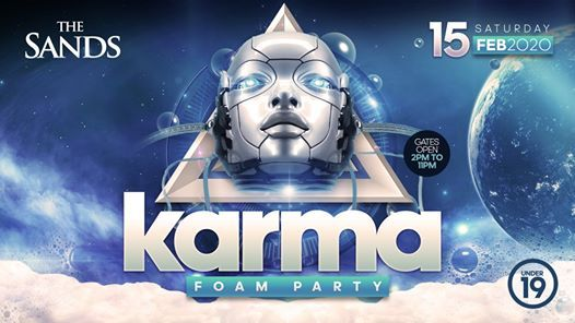 KARMA - Foam party 2020