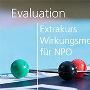 Extrakurs Wirkungsmessung fr NPO