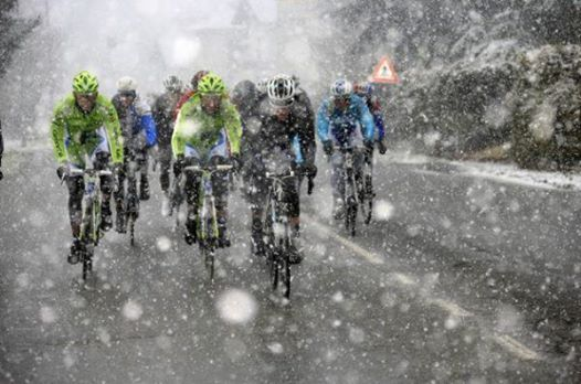 Icicle Bicycle Event