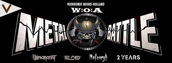 WOA Metal Battle voorronde Noord-Holland