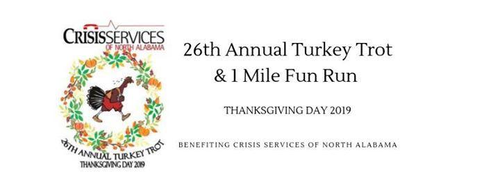 CSNA Turkey Trot 5k & 1 Mile Fun Run