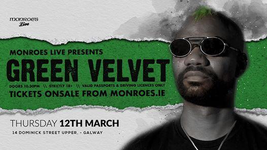 Green Velvet  Monroes