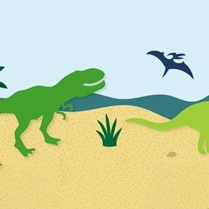 STEAM Team Dino-mite Scene