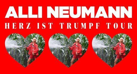 Alli Neumann  Hamburg