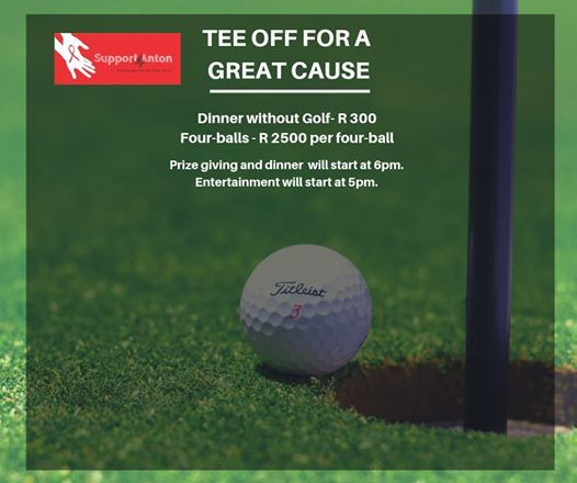 Charity Golf Day in support4anton
