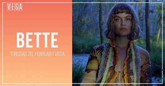 Bette [Support Bbybites] VEGA - F billetter