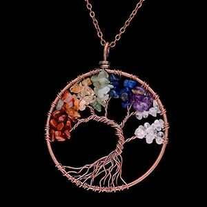 Tree of Life Pendant Wire Wrapping Class with Lynn Reves