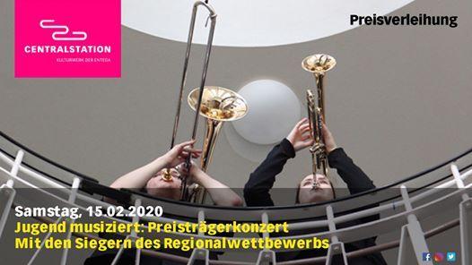 Jugend musiziert Preistrgerkonzert  Darmstadt