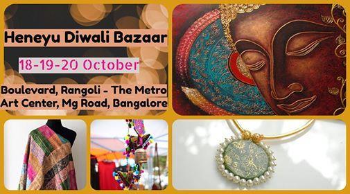 Heneyu Diwali Bazaar