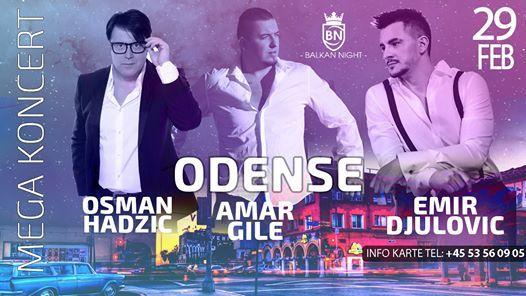 Amar Gile & Emir ulovi & Osman Hadzi  29. FEB