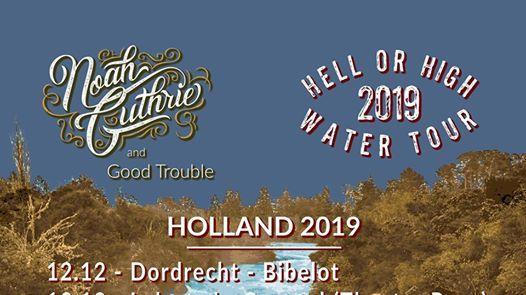 Noah Guthrie & Good Trouble - Theater Posa - Lelystad
