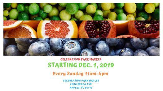 Celebration Park Market