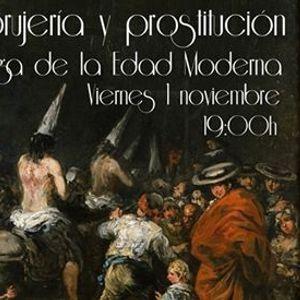 Ruta nocturna Inquisicin brujera y prostitucin en Mlaga
