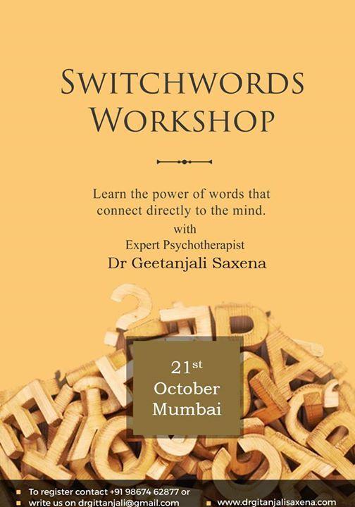 Switchwords Workshop