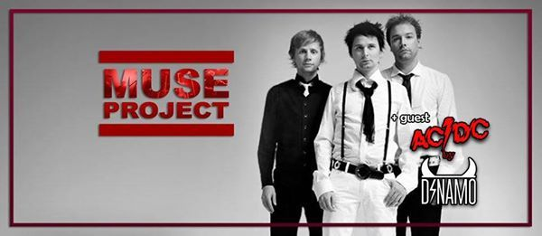 Muse Project - tribute Muse  Dynamo - ACDC Bon Scott Tribute