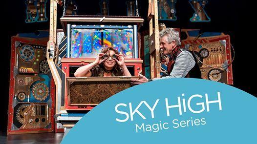 Sky High Magic Series