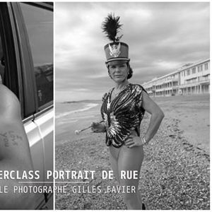 Masterclass Portrait de rue avec Gilles Favier