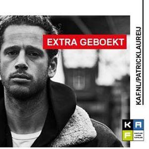 Patrick Laureij (extra show)  KAF