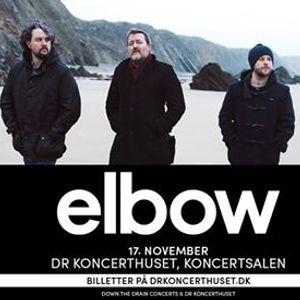 Elbow (UK) - DR Koncerthuset Koncertsalen - Venteliste